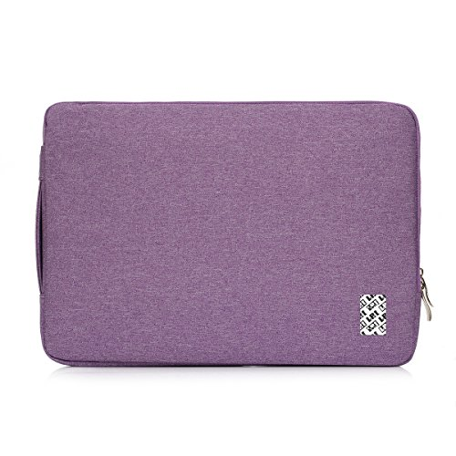 LefRight 13-13,3 Pouces Macbook Air/Macbook Pro/Retina Housse Etui Housse de Protection Portant Le Sac de Protection pour 13 Pouces Netbook ultrabook Violet