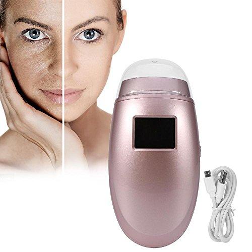 Dispositivo di Bellezza Radiofrequenza, Face Lifting Machine, ringiovanimento della pelle facciale che solleva rughe rassodanti rimozione macchina di bellezza, per cura del viso quotidiana, portatile