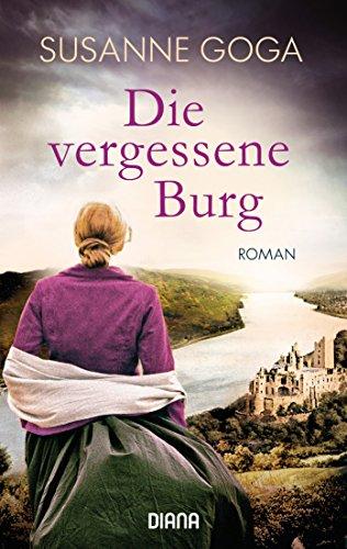 Die vergessene Burg: Roman (German Edition)