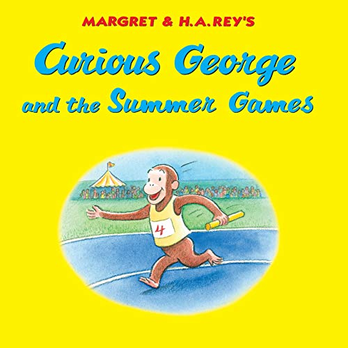 Curious George and the Summer Games (English Edition)