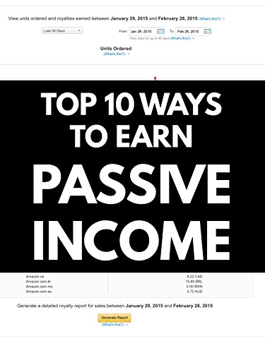 Top 10 Ways to Earn Passive Income I'm Doing Right Now