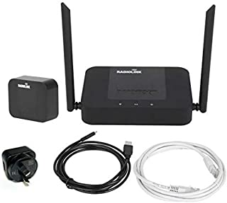 WORX WA0864 RadioLink Accessory for Landroid (extends WiFi Connection), Black