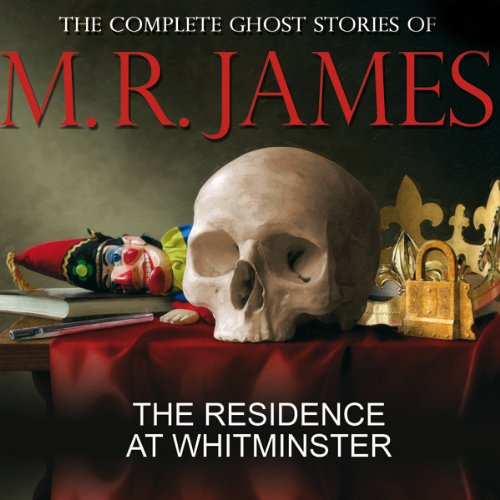 The Residence at Whitminster audiobook cover art