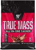 BSN True Mass All In One, Proteine Whey in Polvere con Creatina, Glutammina, Vitamina D e Zinco, Supporto della Massa Muscolare, Cioccolato, 25 Porzioni, 4.2 kg