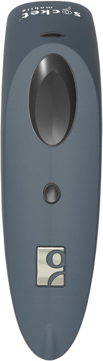 Grey Socket Mobile CX3359-1681 DuraScan D750 2D//1D Bluetooth Barcode Scanner