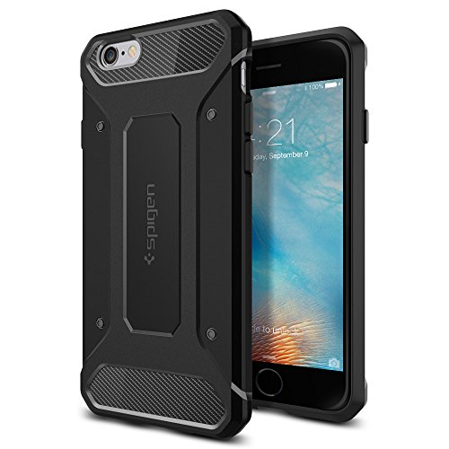 Spigen Cover iPhone 6S, Cover iPhone 6 [Completa Design & Anti-graffio] - Massima Protezione da Cadute e Urti, Custodia iPhone 6S, Cover Custodia iPhone 6 (SGP11597)