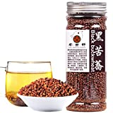 Plant Gift Black Buckwheat Tea,( Negro alforfón té ) Chinese Tea, Loose Leaf Herbal Tea, Tartary Buckwheat, Caffeine Free, 240G/8.46oz