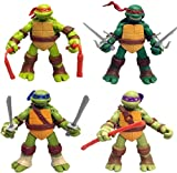 Ninja Turtles Set of 4 PCS | Action Figure | Ninja Turtles Toyset Mutant Teenage Set