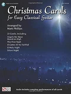 Christmas Carols for Easy Classical Guitar (Easy Guitar)