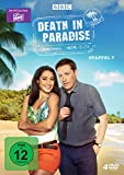 Death in Paradise - Staffel 7 [4 DVDs]