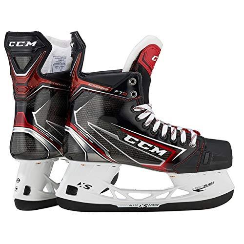 CCM JetSpeed FT2 Senior Hockey Schlittschuhe, Größe:9 = 44.5, Weite :D