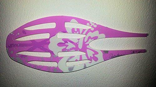 Orig. Streetsurfing Deckplatte Deckplates 103 Pink Hibiscus