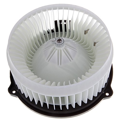 ECCPP HVAC Plastic Heater Blower Motor ABS w/Fan Cage Front for 2004-2008 Acura TSX/2003-2007 Honda Accord/2008-2014 Honda Ridgeline