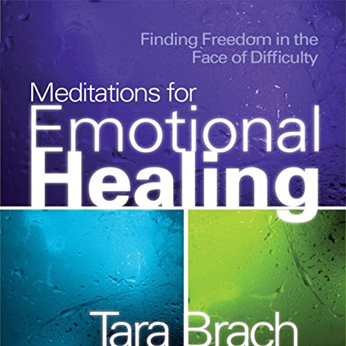 Meditations for Emotional Healing copertina