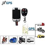 Gps Gprs Tracker Auto Localizzatore di Posizione GPS per Auto / Veicoli/Moto Tramite App Gratuita, Tracking in Tempo Reale Magnete Potente e Batteria Standby Lungo Impermeabile SIM Card TK303G