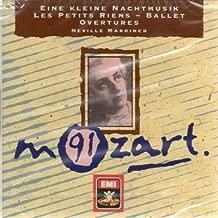 Mozart : Les Petits Riens, Eine kleine Nachtmusik, Overtures