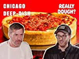 Chicago Deep Dish: Pizza or Casserole?...