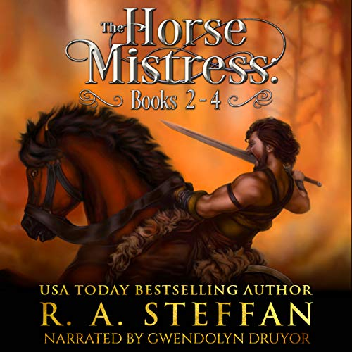 The Horse Mistress, Books 2 - 4 audiobook cover art