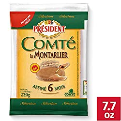 President Comte Cheese Wedge, 7.7 oz