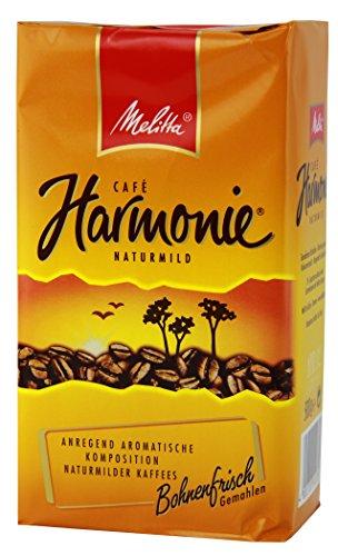 Melitta Harmonie Naturmild Filterkaffee 20 x 500 Gramm