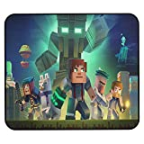 Mine_Craft Mouse Pad - Anti-Slip Waterproof Laptop Game Mouse Pad Mat for Kids Boys 11.81 x 9.84 x 0.12Inch