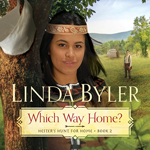 Which Way Home? audiobook cover art
