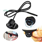 ELECTROPRIME Waterproof 360° CCD Car Backup Rear Front Side View Camera HD Night