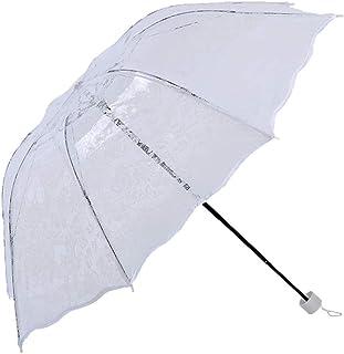 énorme réduction efa57 33b46 Amazon.fr : parapluie mariage - transparent