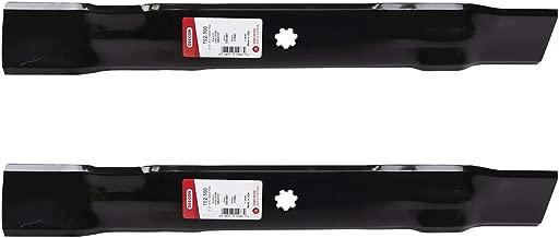 Oregon 192-106 Pack of 2 Mower Blades - 100 Series - 21-3/8