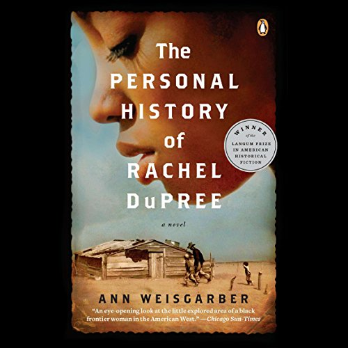 The Personal History of Rachel DuPree audiobook cover art