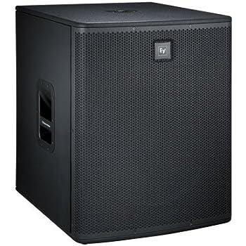 """Electro-Voice ELX118 Live X 18"""" 1600 Watt Passive Subwoofer"""