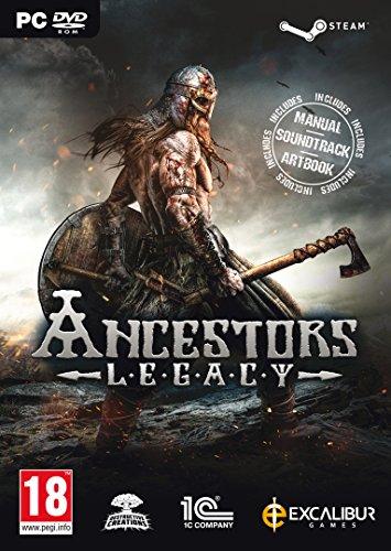Ancestors Legacy (PC DVD) [Importación inglesa]