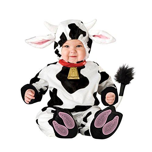 PerGrate - Disfraz de Halloween para bebé, diseño de animales, 02, 90