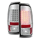 ACANII - For 2008-2016 Ford F250 F350 F450 Super Duty LED Brake Tail Lights Lamps Left+Right
