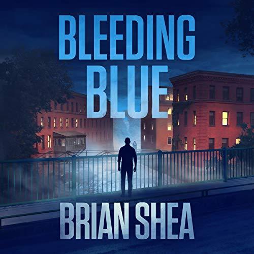 Bleeding Blue: Boston Crime Thriller Book 2