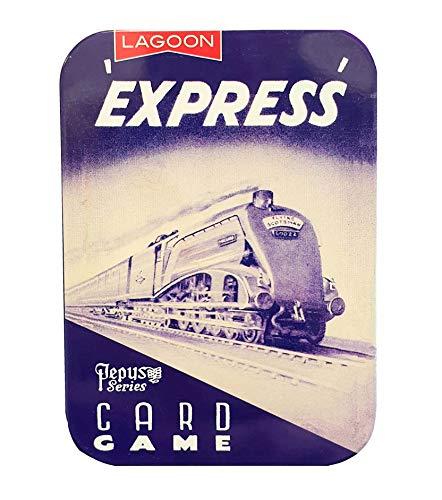 Lagoon Group 8914 Pepys Express Kartenspiel,