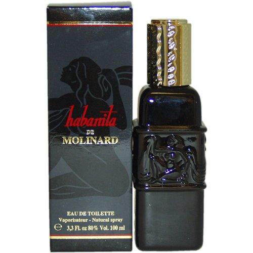 Habanita by Molinard for Women - 3.3 Ounce EDT Spray: Molinard