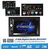 Soundstream VR-620B Double Din in-Dash Receiver...