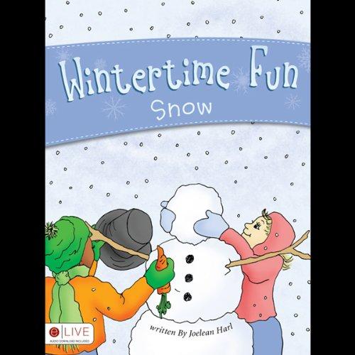 Wintertime Fun audiobook cover art