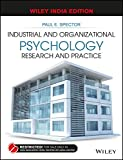 Industrial And Organizational Psychology: Research And Practice