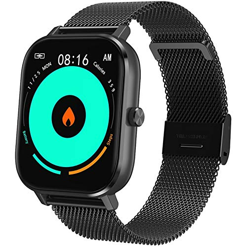 Monland DT35 Smart Watch Anruf EKG Herz Frequenz Messer Fitness Tracker IP67 Smartwatch M?Nner Frauen Uhr