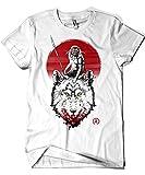 4702-Camiseta Premium, Wolf Princess (ddjvigo)
