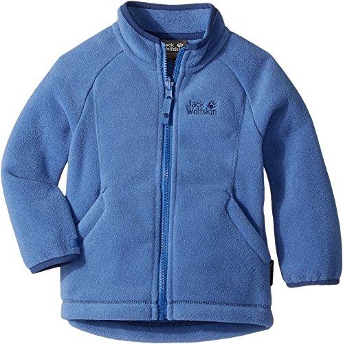 Jack Wolfskin Thunder Bay Fleecejacke Kinder, coastal blue, 164