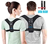 Comezy Back Posture Corrector for Women & Men - Powerful Magic Stickers...