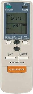SNOWINSPRING Control Remoto Universal para Fujitsu Aire Acondicionado KTFST001 AR-JW27 AR-DB7 AR-DB6 FuncióN de Calor FríO