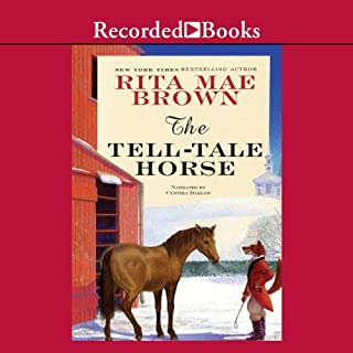 The Tell-Tale Horse audiobook cover art
