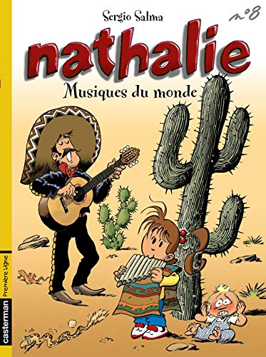 Nathalie, tome 8 : Musiques du monde