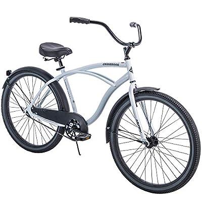 """Huffy 26"""" Cranbrook Men's Cruiser Bike Frame White"""
