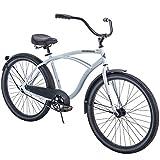 Huffy 26' Cranbrook Men's Cruiser Bike Frame White