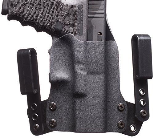 Black Point Tactical Mini Wing IWB Holster Fits Glock 43,...
